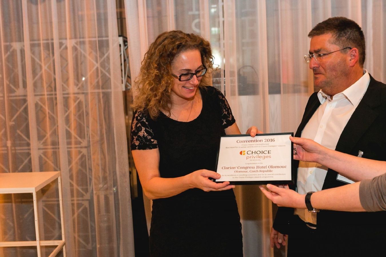Olomoucký Clarion podruhé uspěl v mezinárodní konkurenci