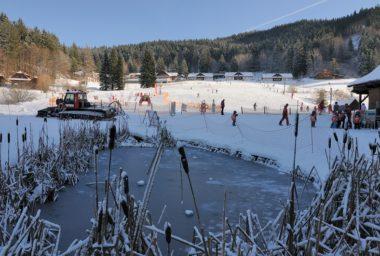 Dárek ke Štědrému dnu vResortu Valachy: lyžování i bazény za korunu