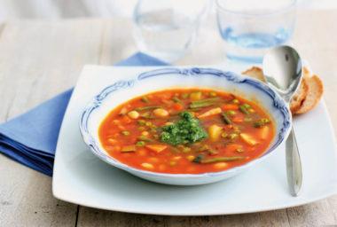 Pistou aneb polévka jižní Francie