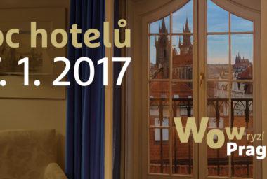 Hoteliéři poděkovali Pražanům