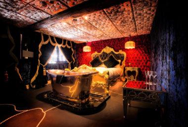 Sexy hotely: Pět hotelů jako z 50 odstínů temnoty