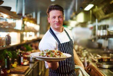 Na jídlo k Jamiemu Oliverovi do Vídně