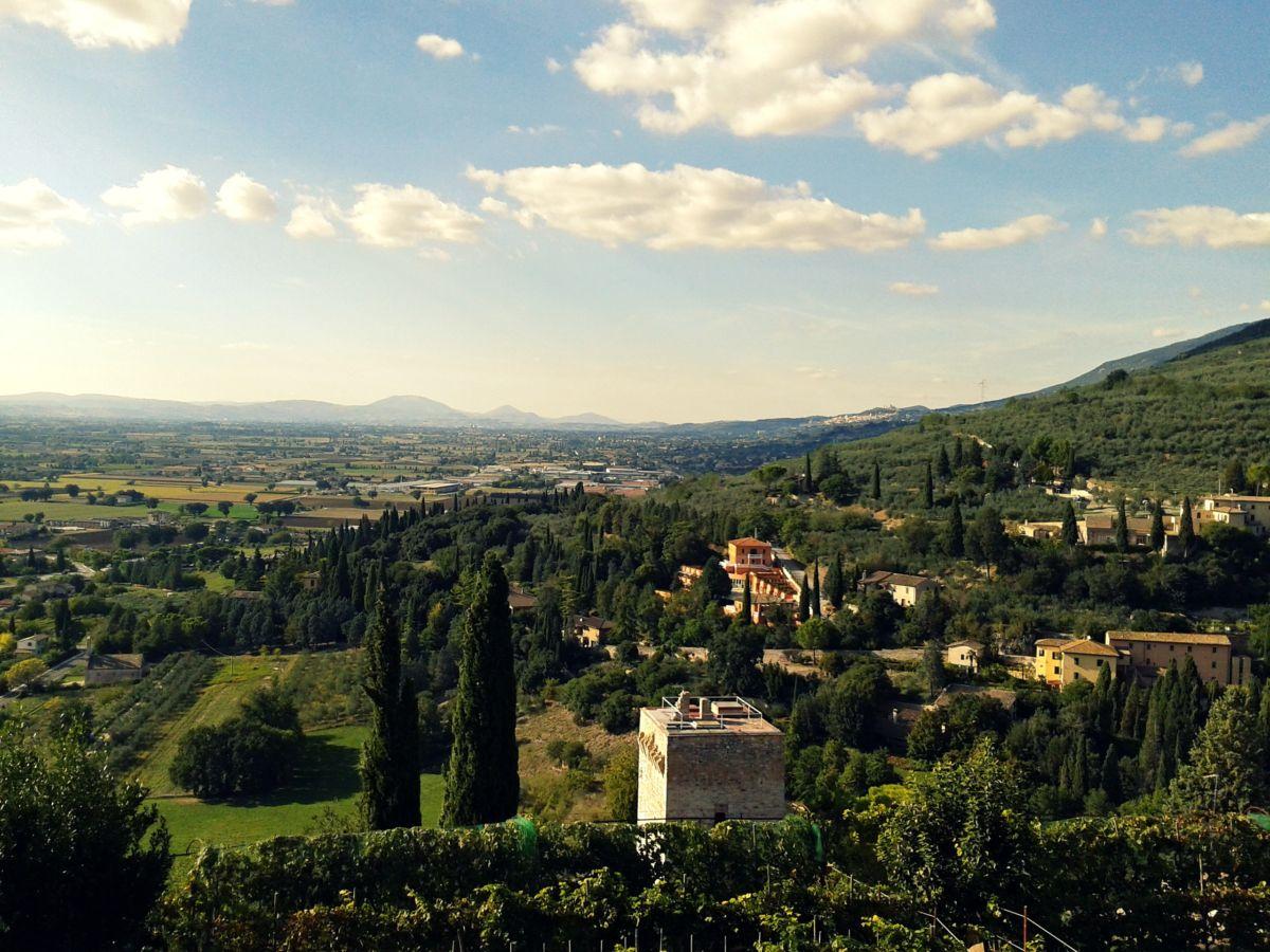 Itálie na talíři: Umbrie