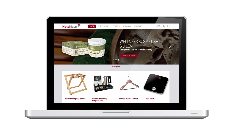 Přírodní hotelová kosmetika Ekoclay – navštivte náš nový E-shop!