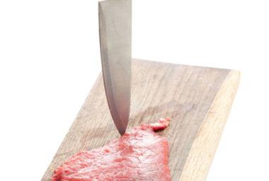 """Nože v profesionální kuchyni: nůž musí v ruce """"sedět"""""""