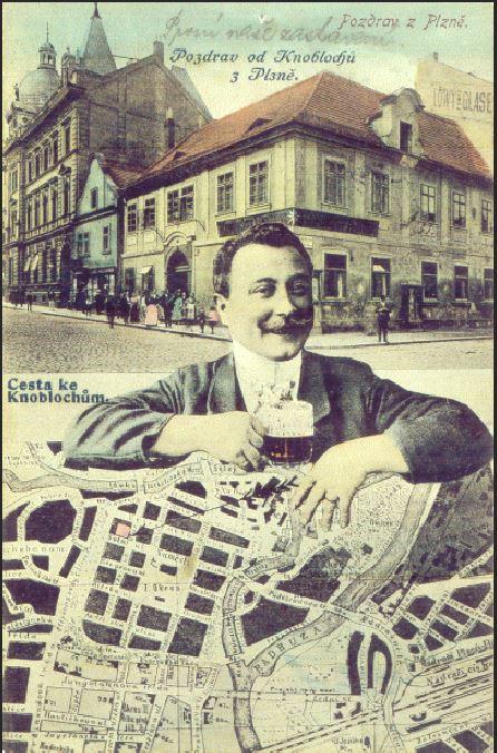 Jak se pivo v Plzni pilo před více než 100 lety?