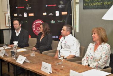 Novináři už to vědí: tisková konference k výsledkům ankety Zlatý kuchař 2016