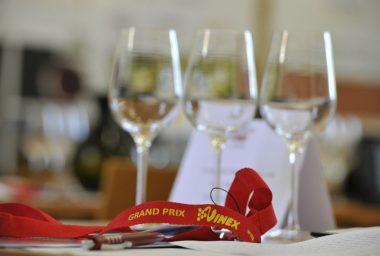 Championem soutěže vín GRAND PRIX VINEX se stal Ryzlink rýnský 2008, pozdní sběr, MARCUSWINE TRADING a.s.