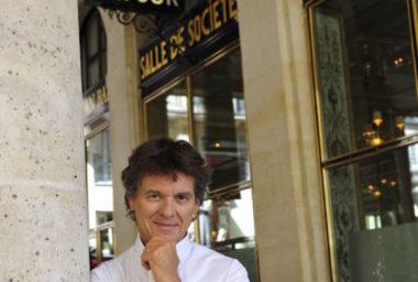 Legendární restaurace: extravagantní hvězda Guy Martin ve službách Grand Vefour