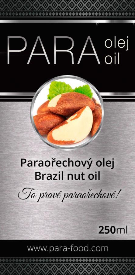 Lahodný olej z Amazonie