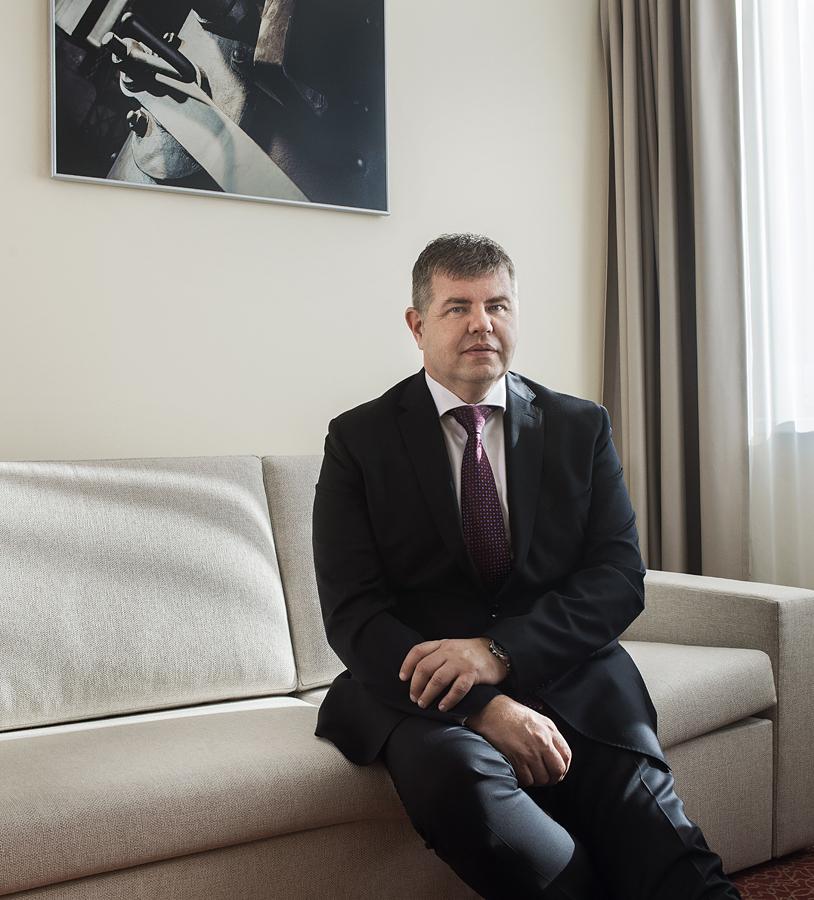Interview s Radimem Benešem, ředitelem hotelu Clarion Ostrava: Nejsem přísný, jsem náročný…