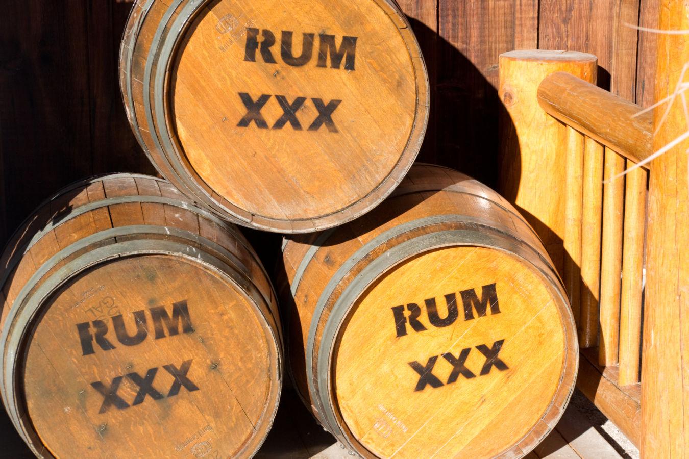Nejdražší rumy na světě