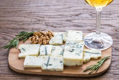 Fracouzské sýry: Bleu