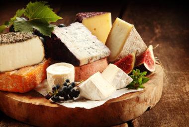 Francouzské sýry: Sýrové pohoštění