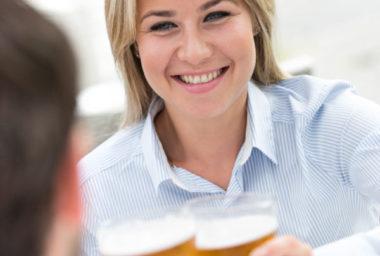 Ženy, pivo a zdravá výživa