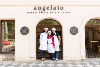 Popovídali jsme si s Biljanou Kebakoska ze zmrzlinářství Angelato