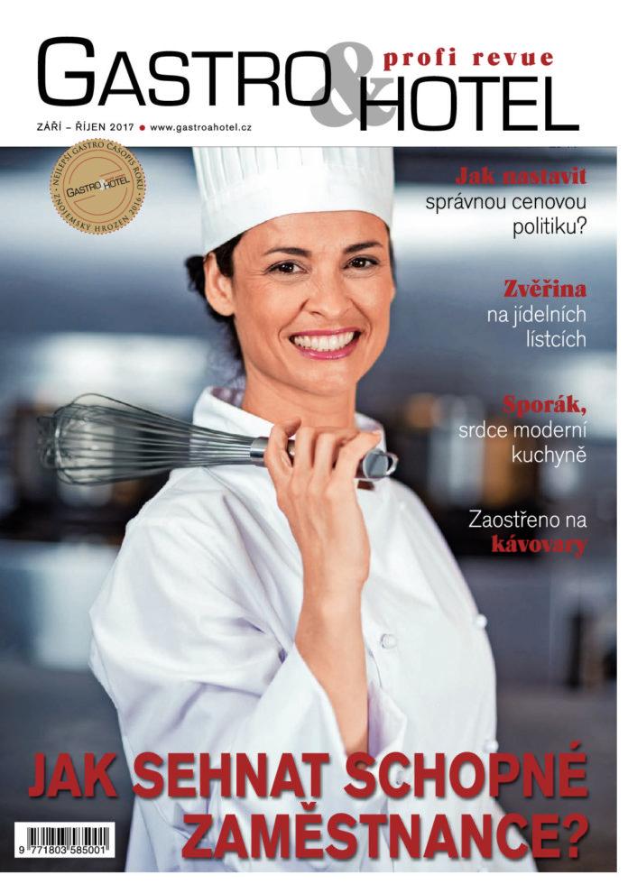 Gastro&Hotel profi revue 05/2017