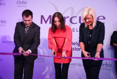 Mercure Belgrade Excelsior byl slavnostně otevřen