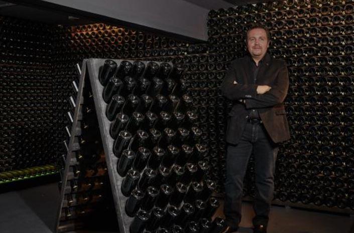 Francouzským vinařem roku je dle magazínu Guide Hachette 2018 sklepmistr šampaňského domu Alfred Gratien