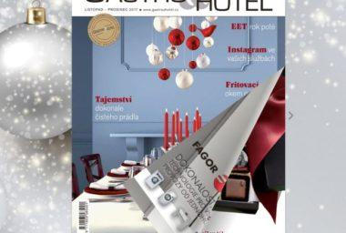Časopisem Gastro&Hotel profi revue můžete nyní listovat i ve virtuálním světě!