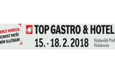 Volná vstupenka na veletrh Top Gastro & Hotel 2018