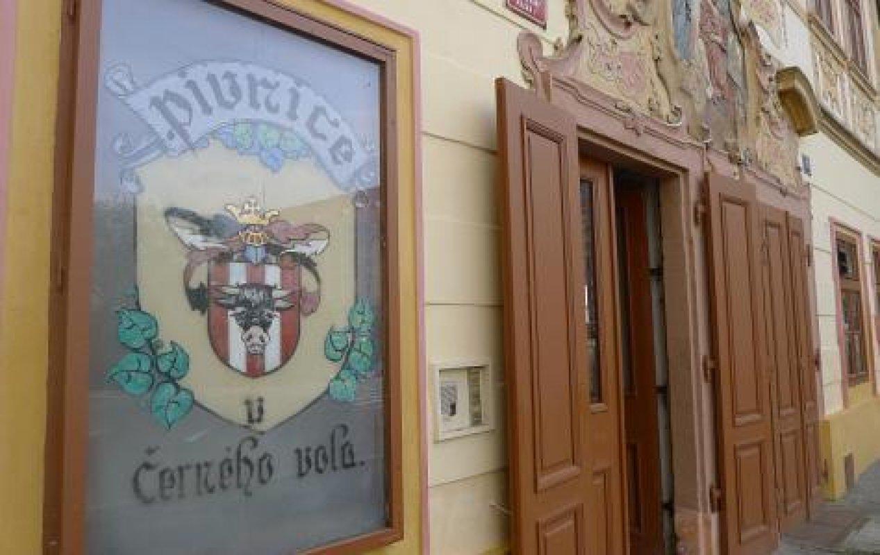 Legendární restaurace:  U Černého vola
