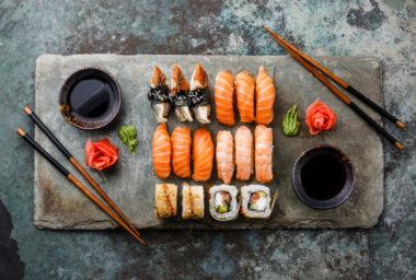 Sushi: Diamant japonské tradice