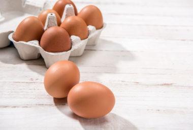Silvestrovské pohoštění s vajíčky OVUS