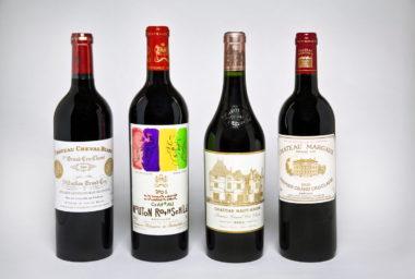 Společnost Emirates představuje kolekci svých nejlepších vinařských ročníků