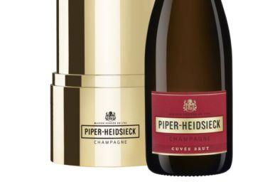 Champagne Piper-Heidsieck představuje svůdnou edici Lipstick