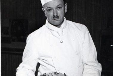 Osobnosti české gastronomie Josef Bittermann a Florián Zimmermann