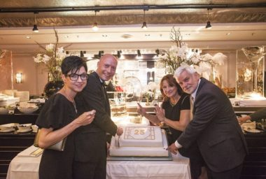 Hilton Prague Old Town oslavil spolu se znovuzrozením hotelu své 25. výročí