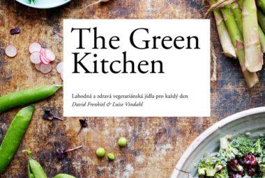 Kitchenette vydává legendární kuchařku The Green Kitchen