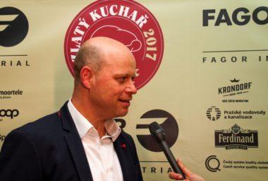 Roman Paulus: Vrcholová kuchařina je něco jako vrcholový sport