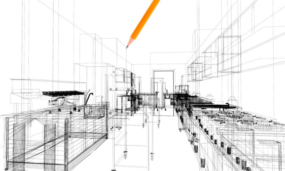 Projektování Kuchyně Je Věda Gastrohotel