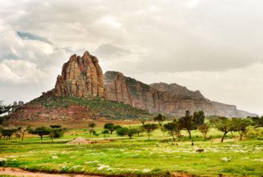 Etiopie – země opálených lidí