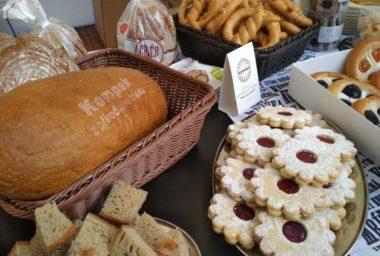 Chléb kladenský klas od pekárny Kompek se stal Regionální potravinou Středočeského kraje v kategorii Pekařských výrobků