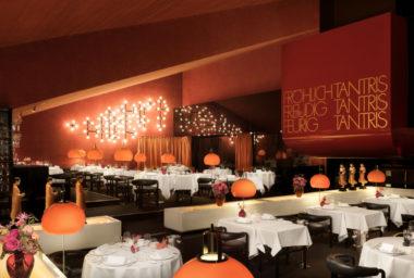 Legendární restaurace: Tantris, mnichovský chrám labužníků