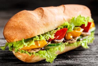 Jak připravit sendvič?