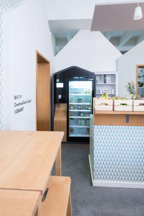 Konečně automaty s čerstvým jídlem – Sklizeno nabízí kancelářím Fresh Pointy