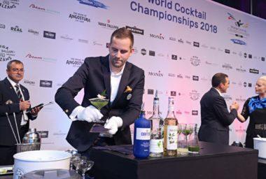 Český barman bral na koktejlovém mistrovství světa hned dvě medaile