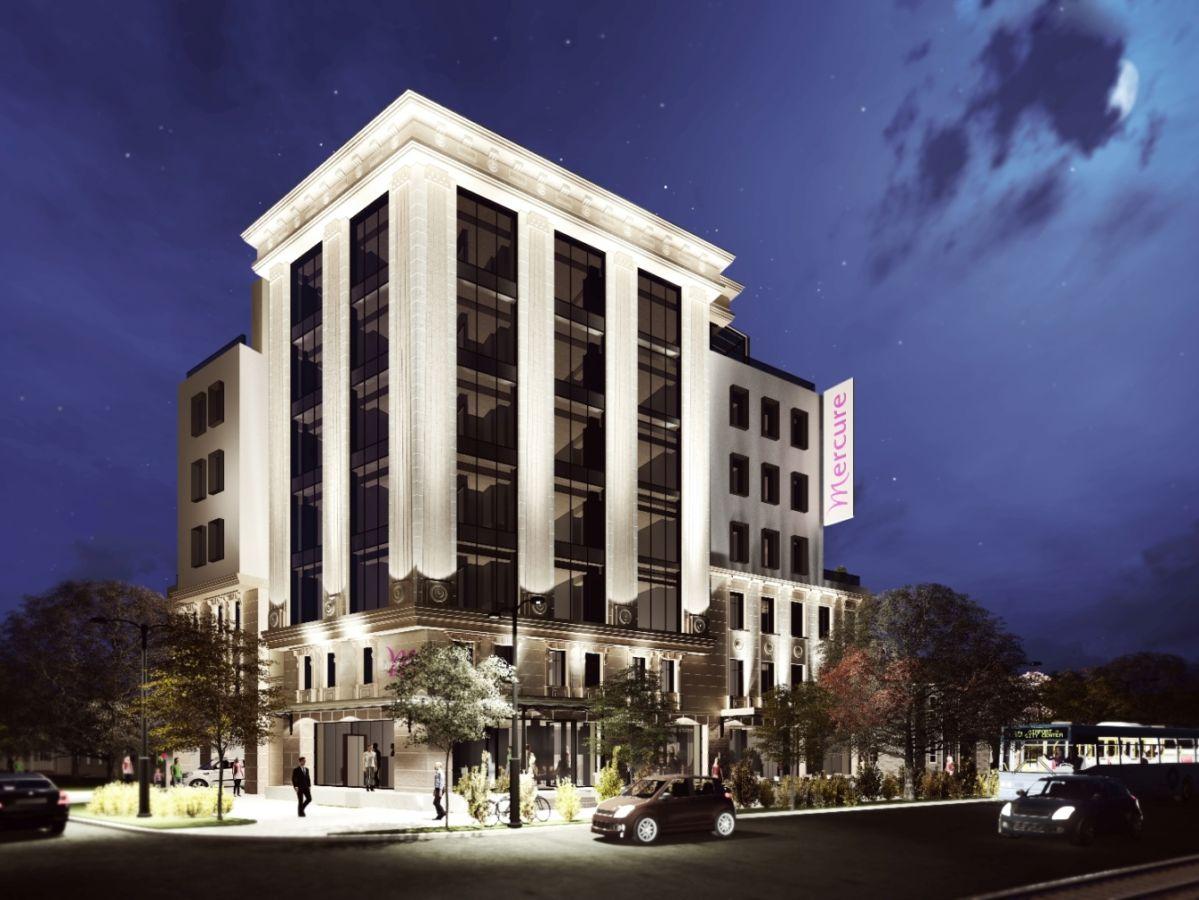 Orbis otevře svůj první hotel v rumunském Temešváru
