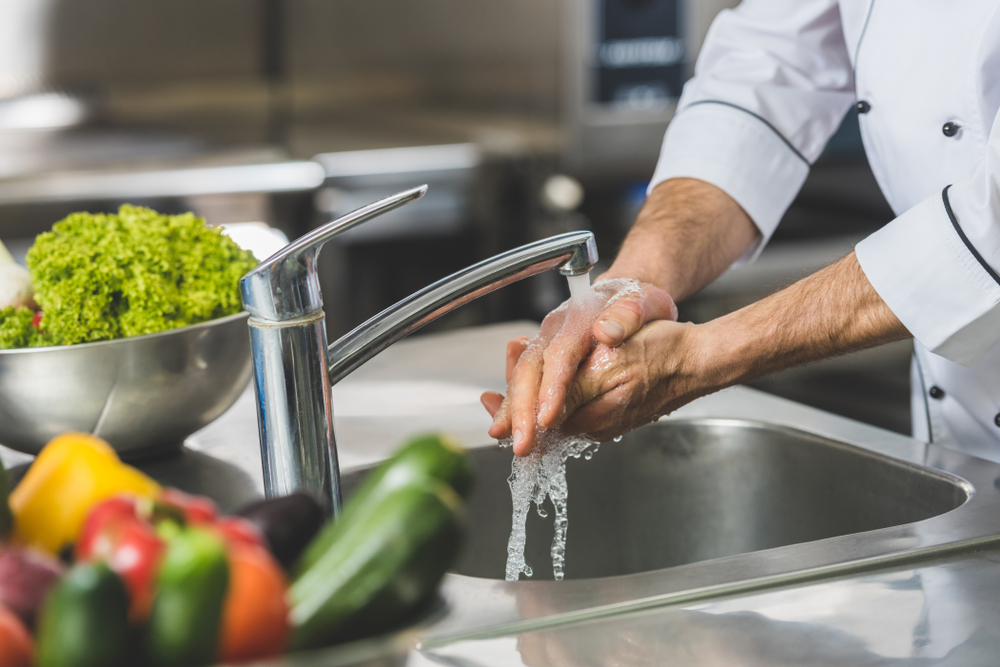 Hygiena začíná čistýma rukama