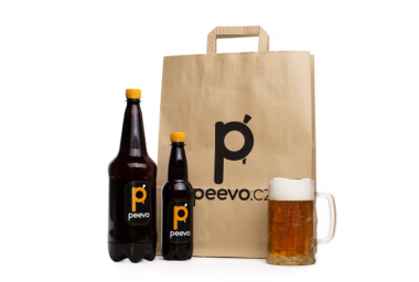 V Praze začal fungovat první online pivní výčep Peevo.cz
