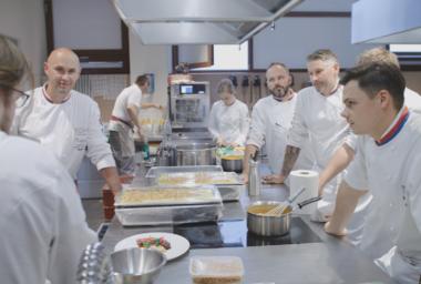 Za úspěchy Národního týmu kuchařů stojí i značka Tork