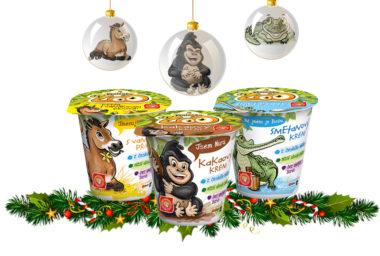 Krajanka ZOO představí na zámku Loučeň vánoční strom určený lesním zvířátkům