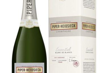 Champagne Piper-Heidsieck absolutním vítězem The Drinks Business Champagne Master 2018