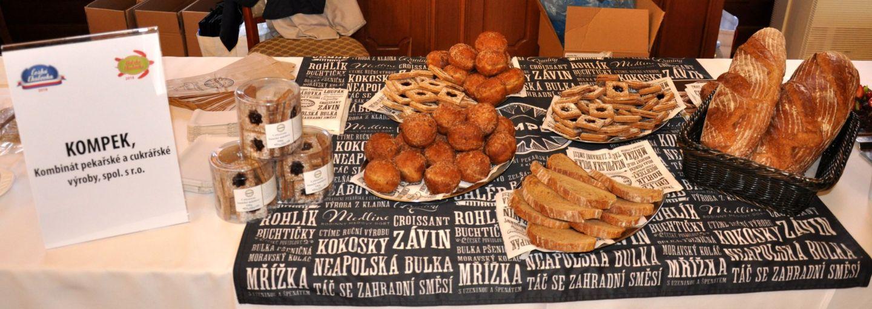 Pekárna Kompek získala ocenění Česká a Dětská chuťovka 2018 v kategorii pekařských i cukrářských výrobků