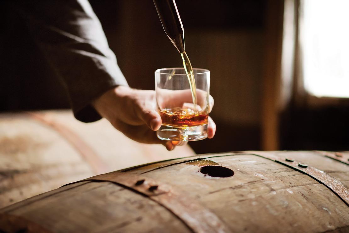 Cesta sudu: když to bourbonem nekončí
