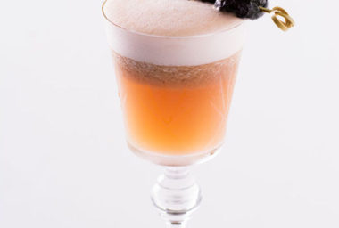 Touch of Valachy aneb slivovice jinak: drink, na který se nezapomíná
